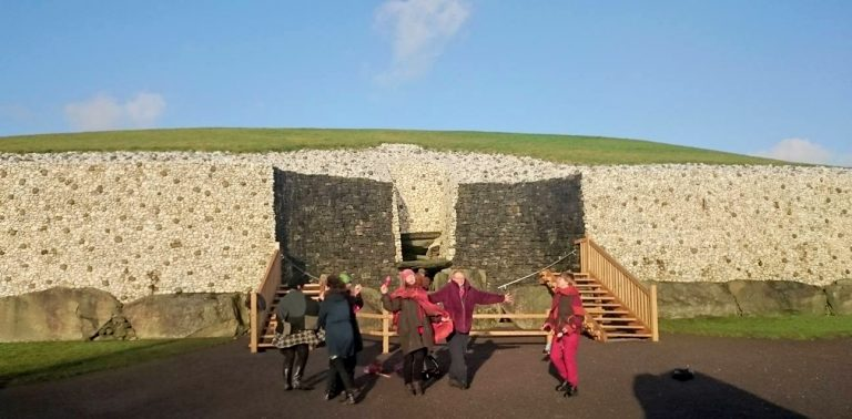 Winter Solstice New Grange