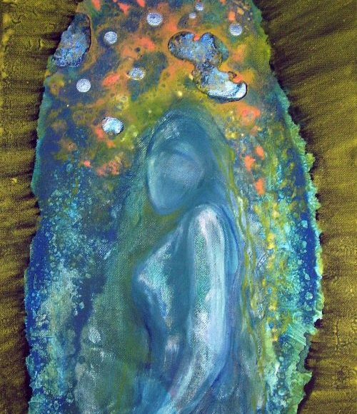 Art by Barbara O'Meara